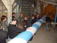 Klauversuch MIS 29.04.2005 - 09