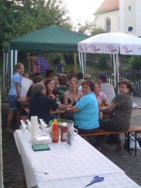 LaJuZi Helferfeier 30.07.2006 - 08