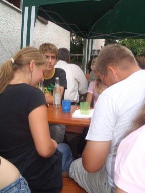 LaJuZi Helferfeier 30.07.2006 - 40