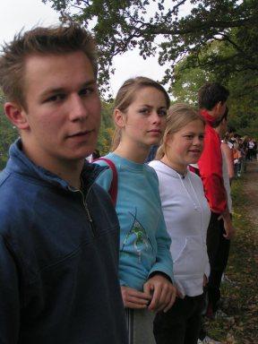 Landkreislauf 08.10.2005 - 038