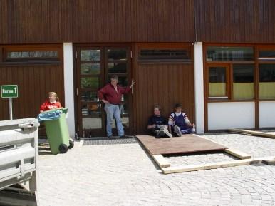 MIS Herrichten 30.04.2005 - 09