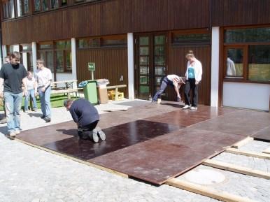 MIS Herrichten 30.04.2005 - 12