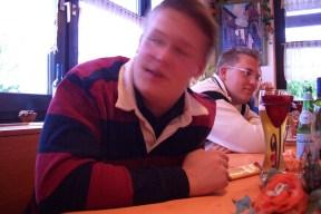 Pizza Essen 16.05.2004 - 09