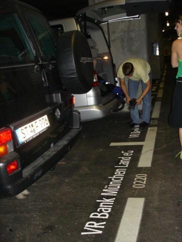Planung Notte Italiana 26.06.2005 - 60
