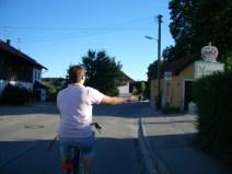 Radln und Biergarten 19.06.2005 - 19