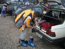 Skiwochenende Grainau 11.-13.02.2005 - 30