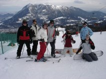 Skiwochenende Grainau 17.-19.02.2006 - 01