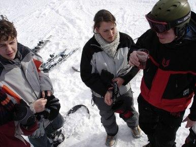 Skiwochenende Grainau 17.-19.02.2006 - 12