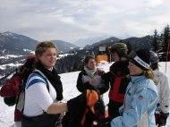 Skiwochenende Grainau 17.-19.02.2006 - 13