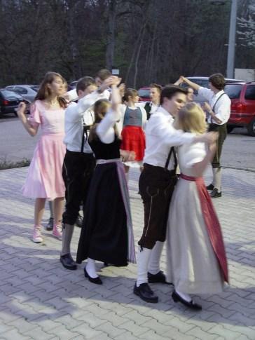 Tanzprobe 28.04.2005 - 13