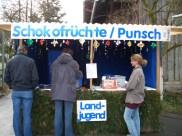 Weihnachtsmarkt 28.11.2004 - 12