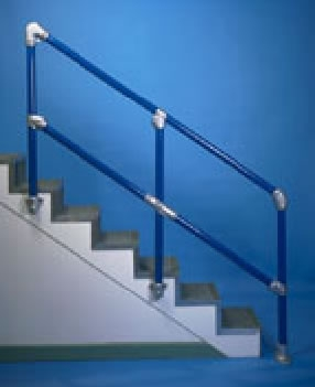 Kee Klamp Kee Klamps Slip On Pipe Fitting Slip On Pipe Fittings | Black Iron Pipe Handrail | Custom Iron | Galvanized Pipe | Stairway | Aluminum Pipe | Water Pipe