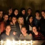 Das Zwischenseminar der »Schönen« – Die Suche nach unserem Platz in der Welt und in der Einsatzstelle: FSJ Kultur Zwischenseminar SG1 2012/2013 Magdeburg-Ottersleben