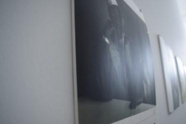 Schwarz-weiß Fotografie auf der documenta
