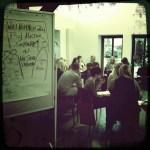 Aller Anfang ist eine Tüte voller kultureller Erlebnisse: FSJ Kultur Einführungsseminar SG2 2011/2012 Niederndodeleben