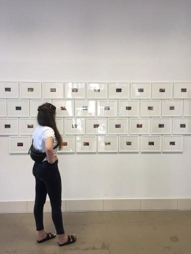 Nagellack der documenta