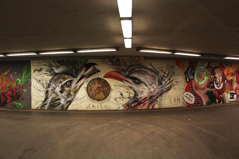 Street Art in Kassel