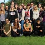 Das Einführungsseminar der Seminargruppe ORANGE