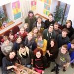 Im Fokus // Gemeinsam.Wandel.Zukunft.: FSJ Kultur Zwischenseminar SG3 2012/2013 Niederndodeleben