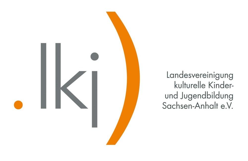Logo .lkj) Sachsen-Anhalt e.V.