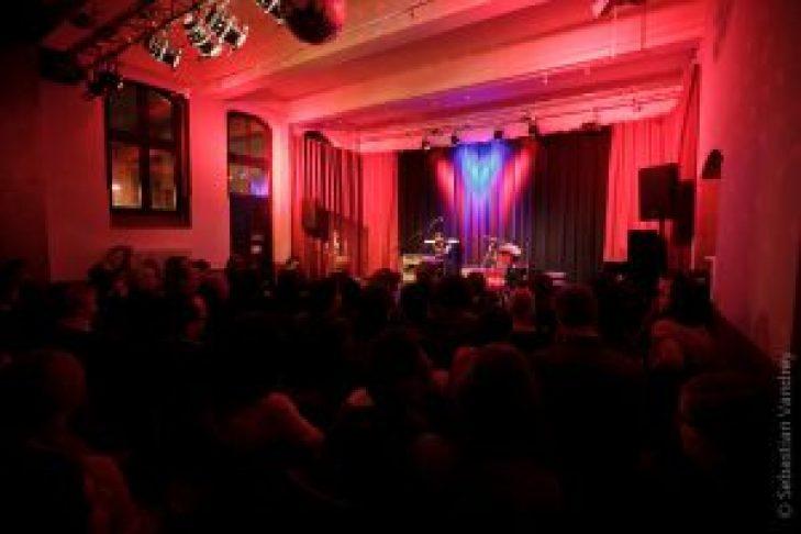 Bühne im Volksbad Buckau