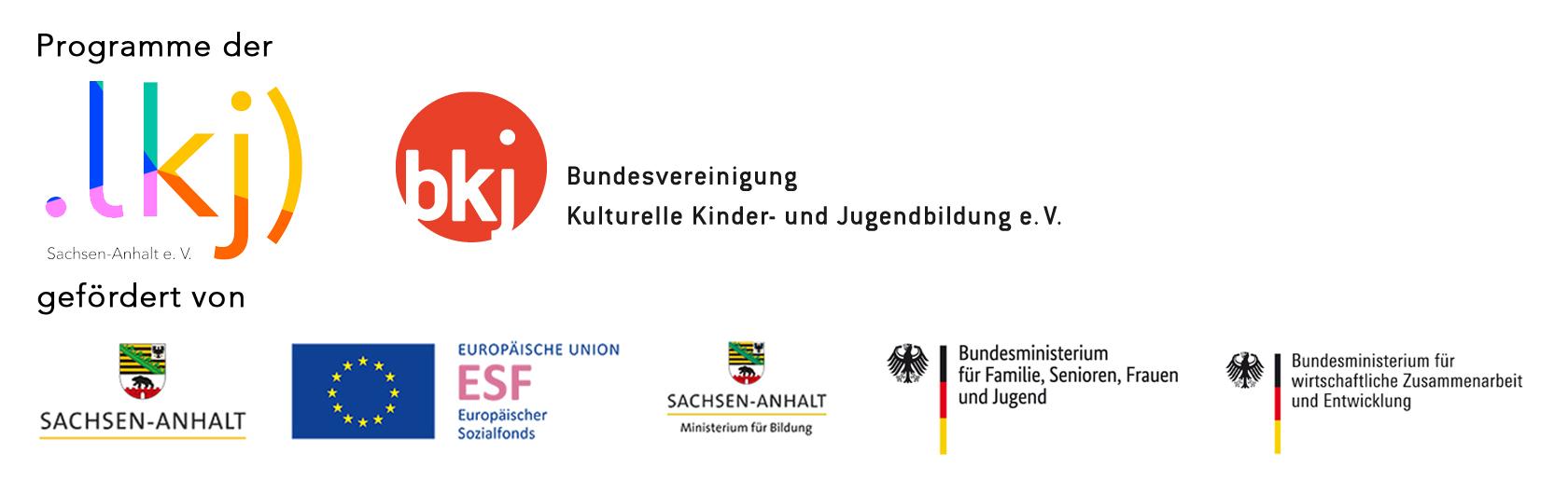 Förderung - Logos FWD
