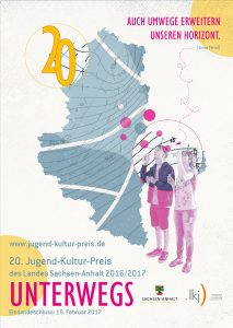 20. Jugend-Kultur-Preis 2016/2017 – Plakat