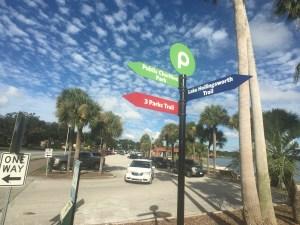 hollingsworth parking lot