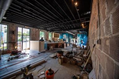 Interior construciton