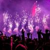 music fireworks