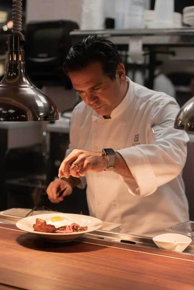 Chef Marcos Fernandez