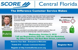 The Difference Customer Service Makes @ My Office & More