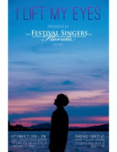 I Lift My Eyes - Festival Singers of Florida @ First Presbyterian Church