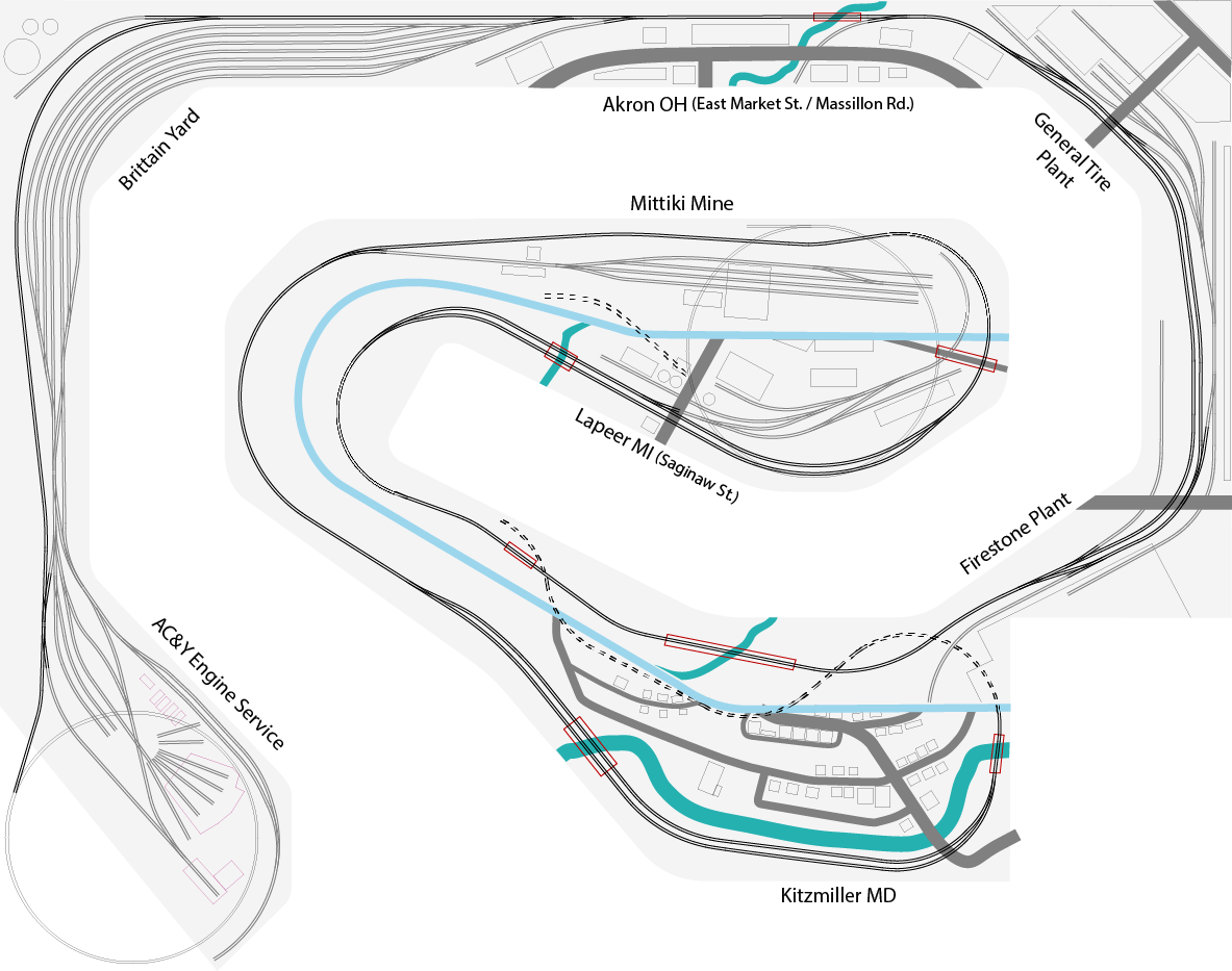 Newbridge & Lockport RR (was: Help with layout shape and