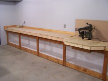 Radial Arm Saw Bench Plans