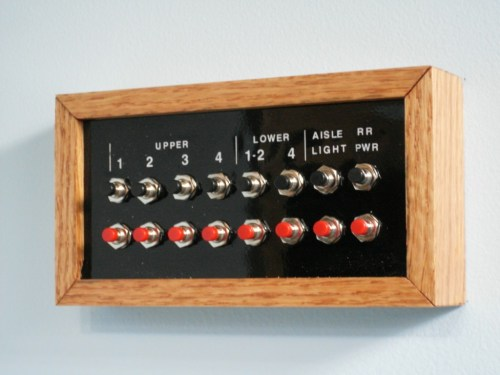small resolution of the control panel