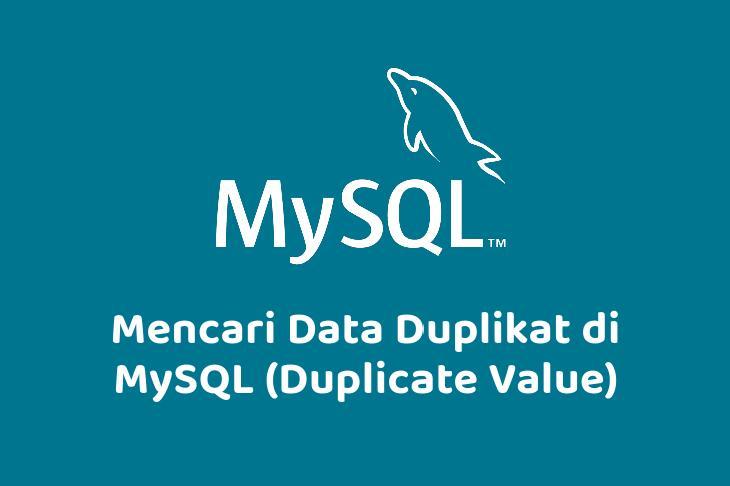 Cara cek nama pengguna duplikat di PHP MySQLi