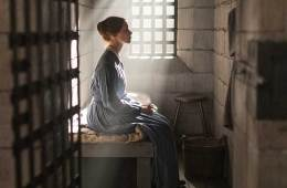 Grace en su celda. Alias Grace