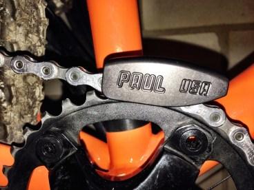 Paul Chain Keeper - Made in USA.