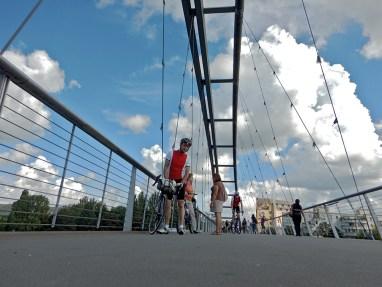 und wieder der Rhein