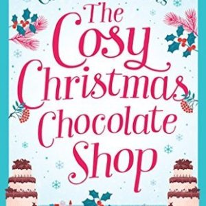 The Cozy Christmas Chocolate Shop cover