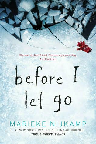 Review: Before I Let Go – Marieke Nijcamp
