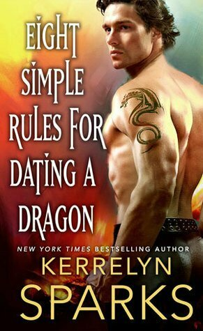 Review: Eight Simple Rules for Dating a Dragon – Kerrelyn Sparks