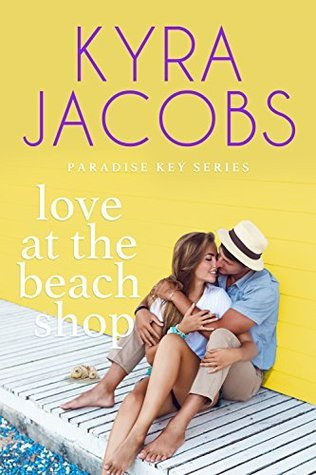Review: Love at the Beach Shop – Kyra Jacobs