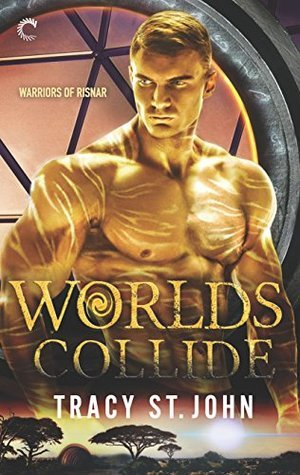 Review: Worlds Collide – Tracy St. John