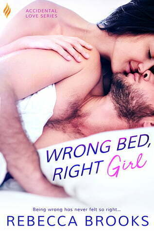 Review: Wrong Bed, Right Girl – Rebecca Brooks