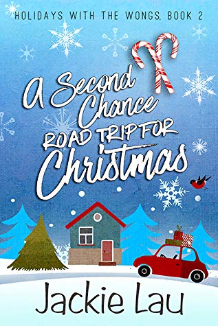 Review: A Second Chance Road Trip for Christmas – Jackie Lau