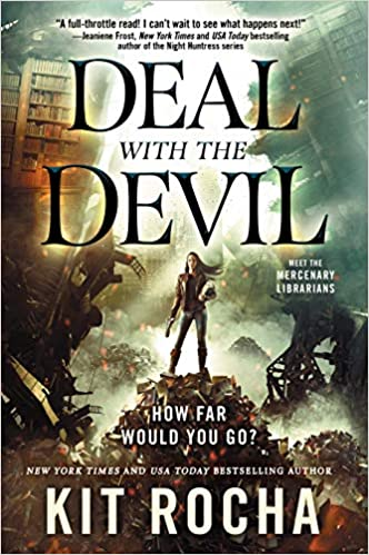 Review: Deal with the Devil – Kit Rocha