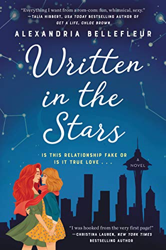 Review: Written in the Stars – Alexandria Bellefleur