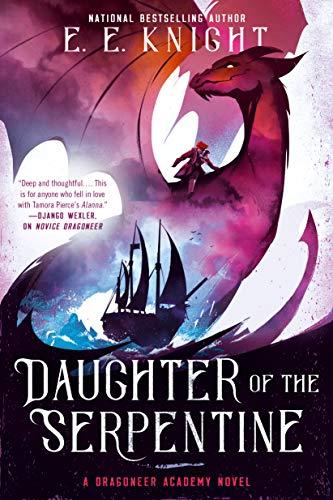 Review: Daughter of the Serpentine – E.E. Knight